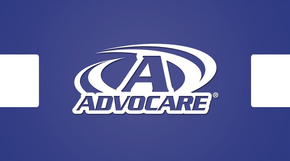 Advocare business card design 6 colourmoves