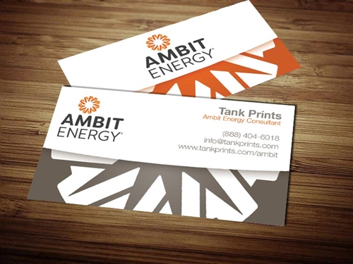 Ambit Energy business cards 3