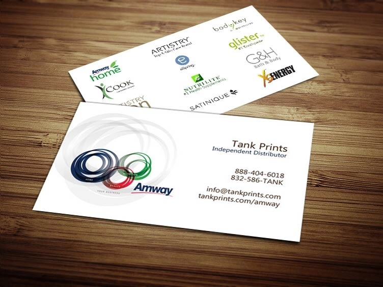 Amway Cards 2