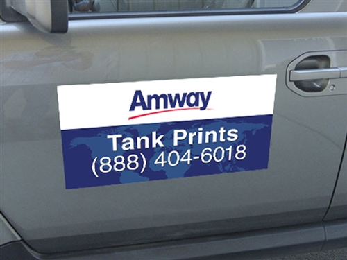 Amway Car Magnets