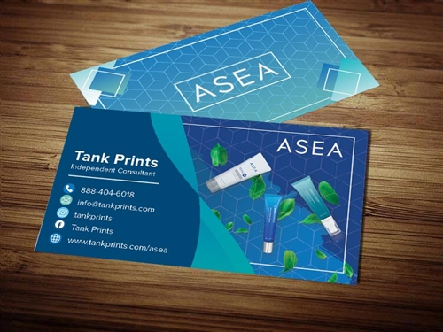 asea business cards 2