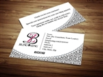 Bling by Zing Business Card Design 2