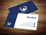 Disrupt Business Cards