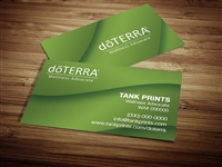 doTERRA business cards 2