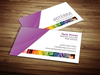 doTERRA business cards 3