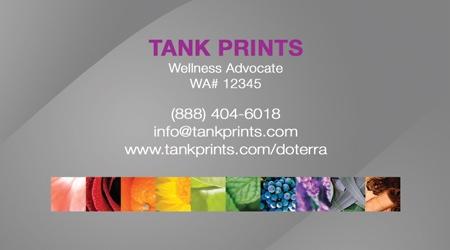 doTerra Business Card Design 4