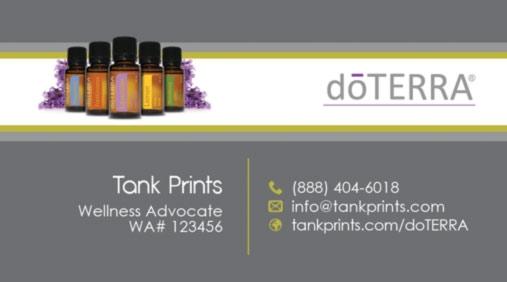 Doterra business card engneforic doterra business card flashek Choice Image