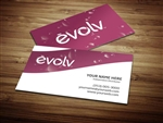 Evolv Health business cards 2