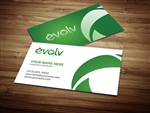 Evolv Health business cards 3