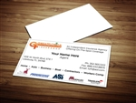 Great Florida Insurance Business Card Design 1