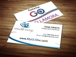 Global Life Sciences Business Card 1