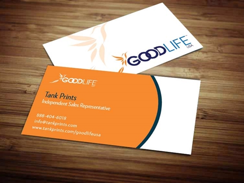 GoodLife Business Cards