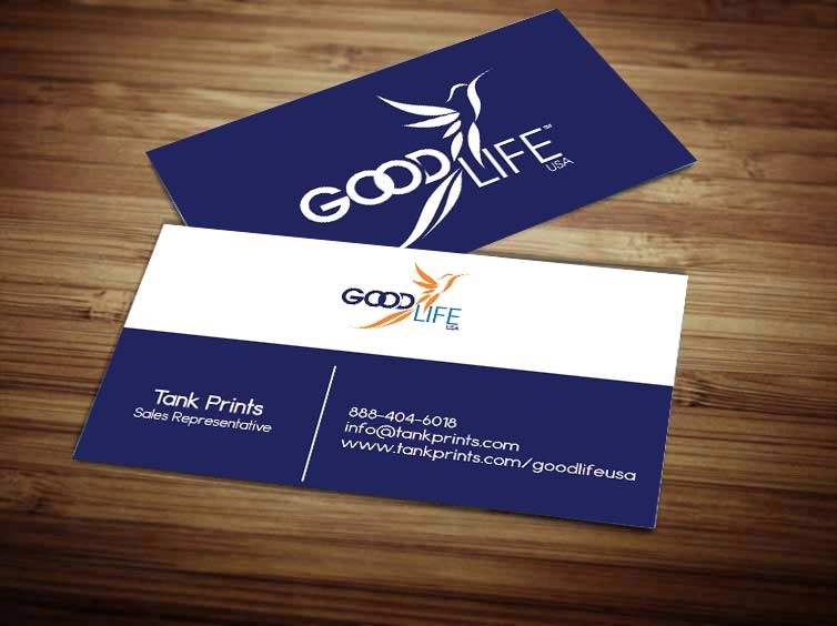 Goodlife usa business card 2 tank prints our reheart Images