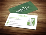 greenleaf business card template