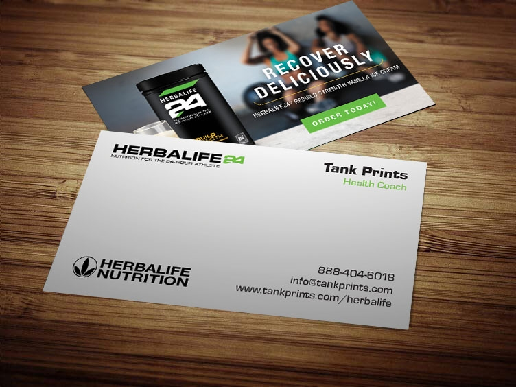 herbalife 24 business cards 1