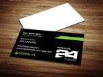 Herbalife 24 business cards 2 custom 2