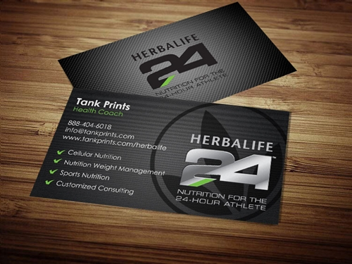 herbalife 24 business cards 5
