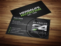 herbalife 24 business cards 6