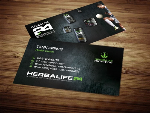 herbalife 24 business cards 7