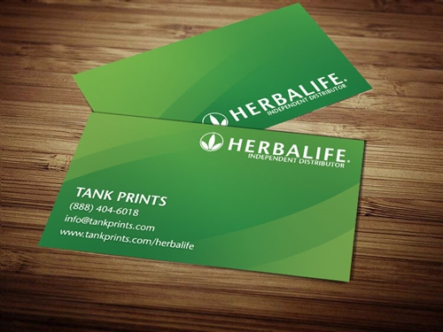 herbalife business cards 3