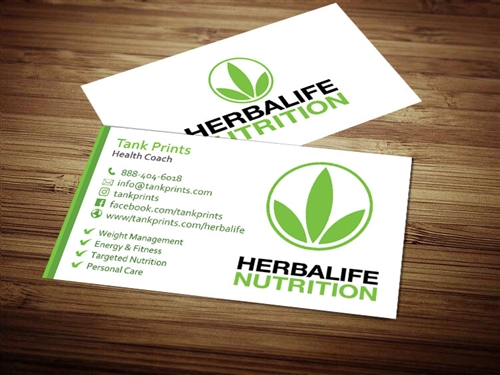 herbalife business cards 6 modified