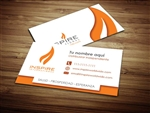 Inspire International business cards 1 Spanish