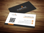 Inspire International business cards 2 Spanish