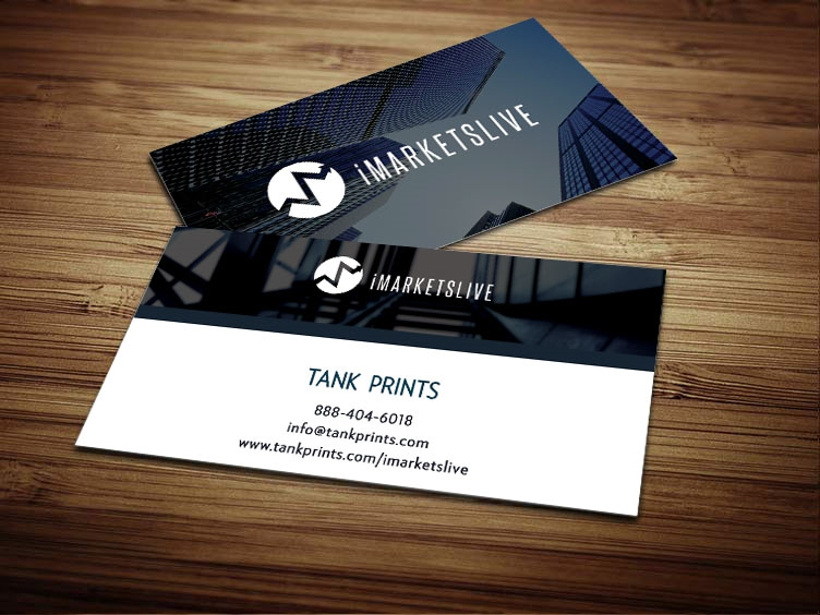 iMarketsLive  business cards 2