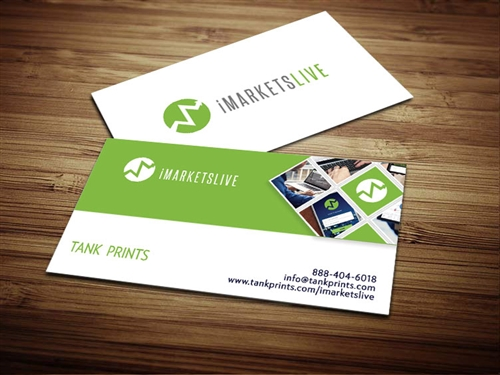 iMarketsLive  business cards 3