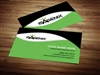 Isagenix business card template 4