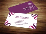 jamberry business cards on vistaprint