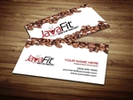 JavaFit business cards 1