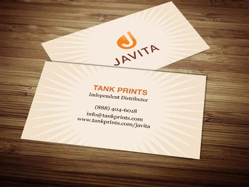 Javita business cards 1