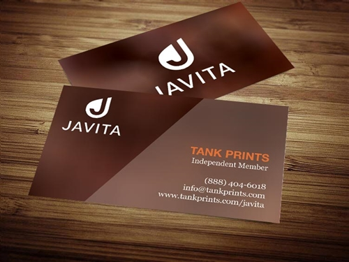 Javita business cards 3
