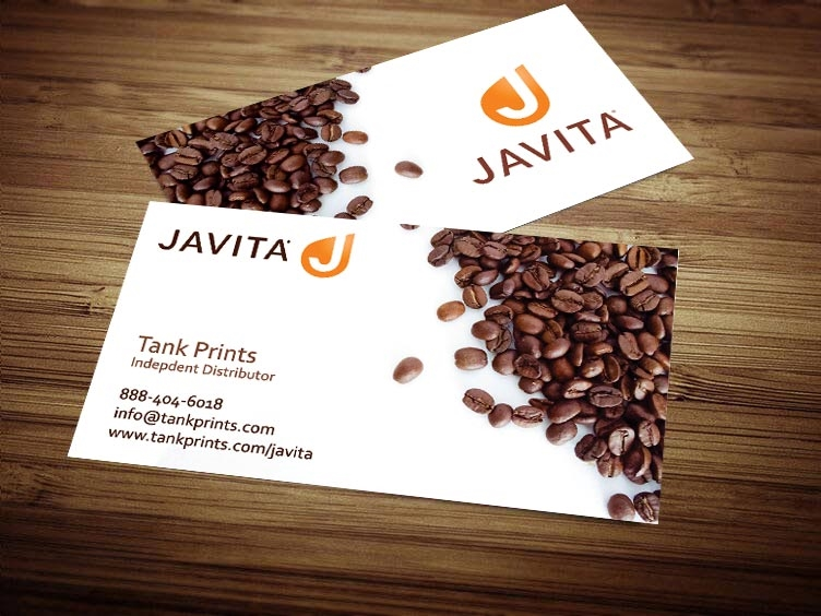 Javita business cards 4