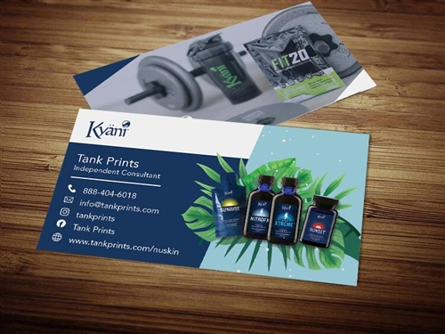 kyani business cards 2