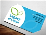 legacy of clean business cards 1
