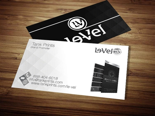 Le-Vel Business Cards