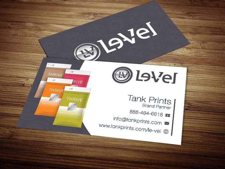 Le vel business cards selol ink le vel business cards reheart Gallery
