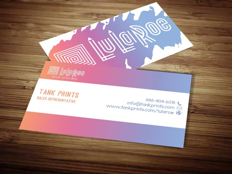 LuLaRoe Business Cards 1