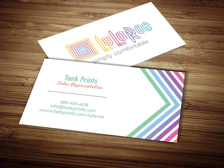 LuLaRoe Business Cards 2