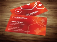 LifeVantage Business Card Design 4