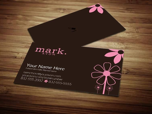 Mark avon business card design 1 colourmoves