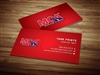 MCA Business Card Design 1