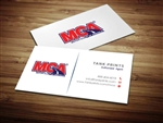 MCA Business Card Design 2