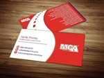MCA Business Card Design 5