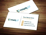 MWR Life Business Card Design