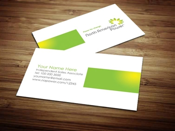 nap business card 4