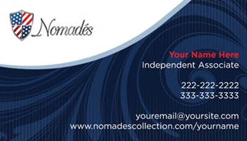 Nomades card 1
