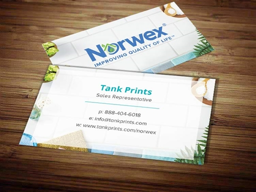 norwex business cards 1